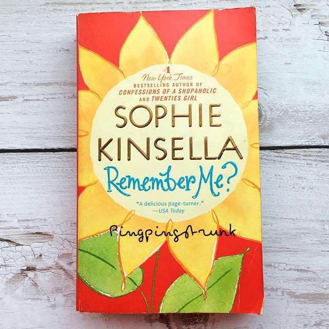 Sophie Kinsella: Remember Me