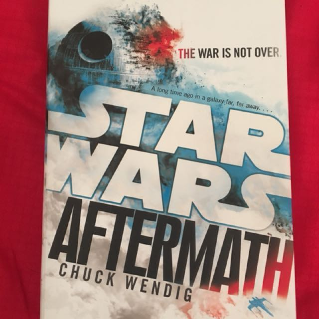 Star Wars Aftermath Book