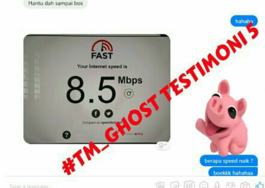 Streamyx Ghost Electronics Computer Parts Accessories On Carousell