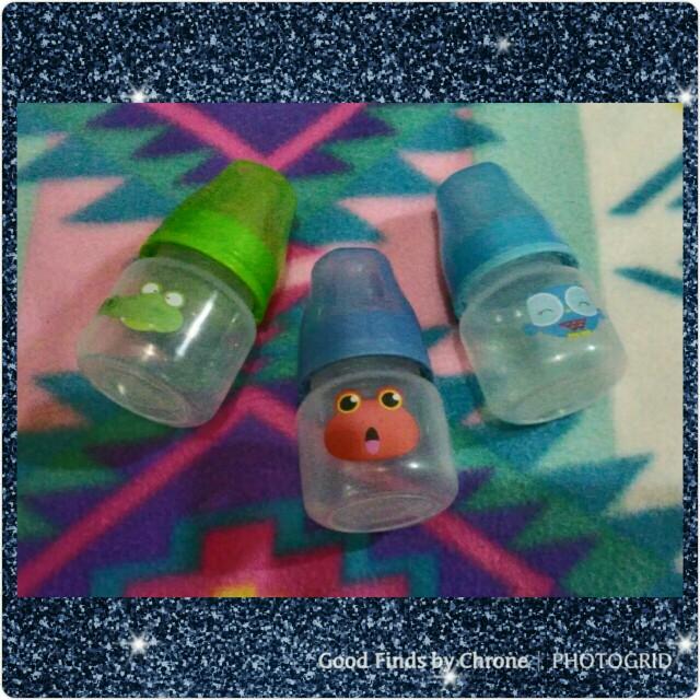 Take All 2 oz. Baby Bottles
