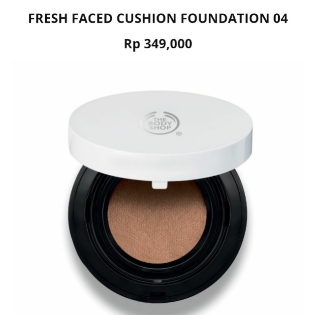 The Body Shop Cushion 04