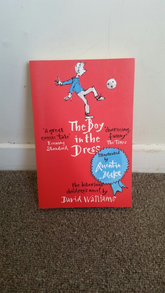 The boy in the dress by David Williams