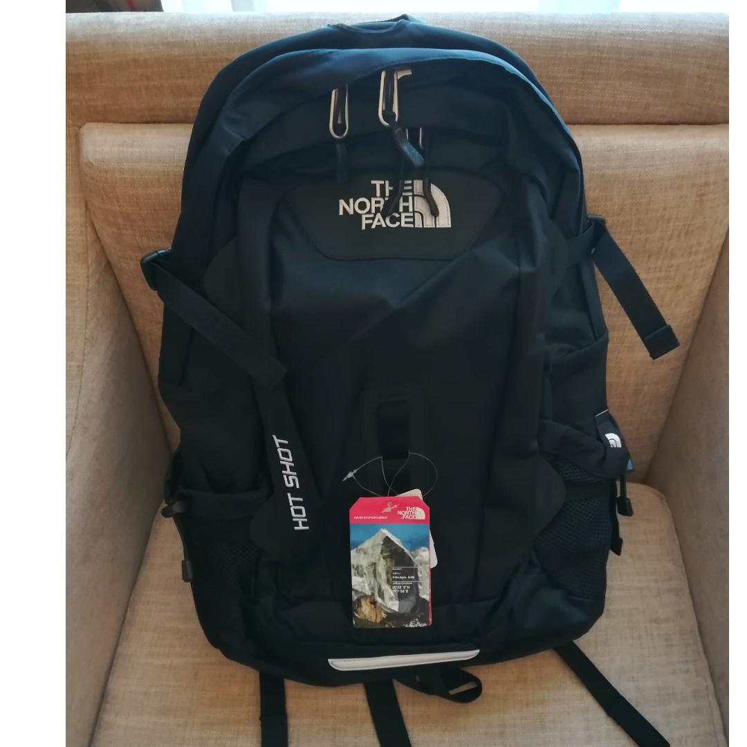North Face Backpack Mens Hot Shot | Building Materials