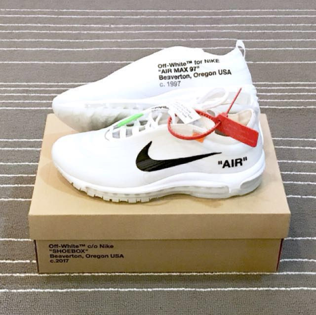 100% authentic a9c19 a3fb8 THE TEN NIKE AIR MAX 97 X OFF- WHITE BAPE AAPE MASTERMIND ADIDAS YEEZY NMD  ULTRA BOOST NIKE X OFF-WHITE THE TEN PALACE ASSC SUPREME GUESS ASAP ROCKY  ...