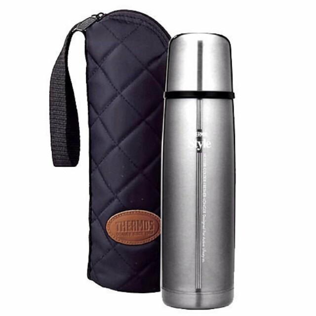 THERMOS膳魔師470ml不鏽鋼真空保溫瓶FDW-500