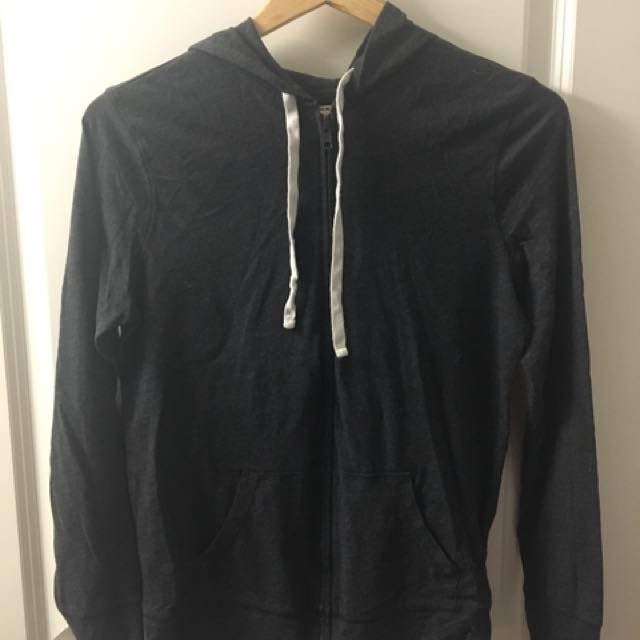 Thin Old Navy Zip-Up Sweater