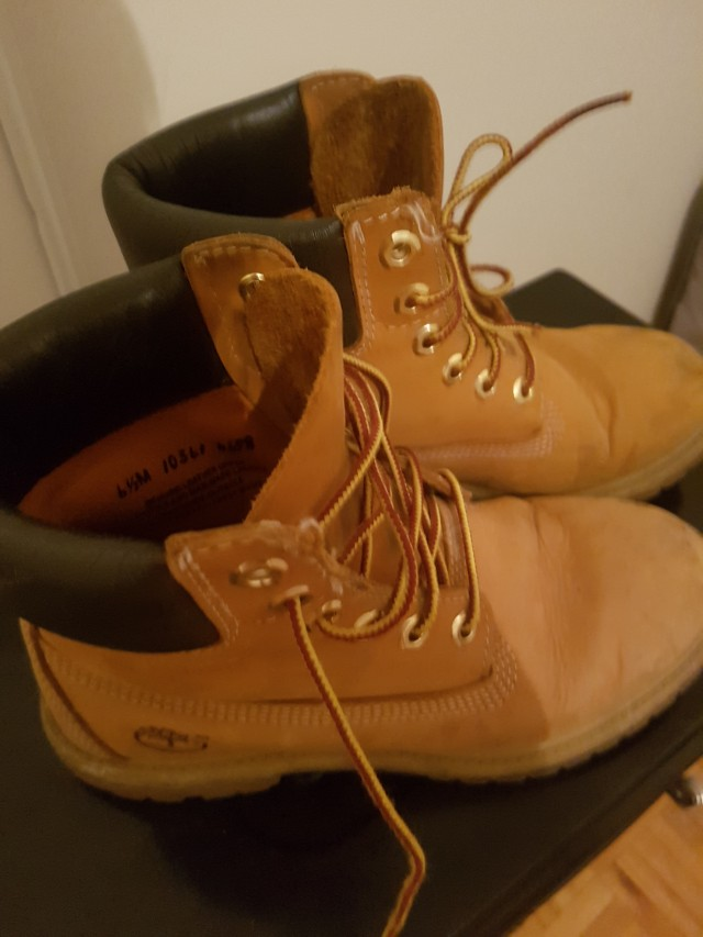 Timberlands Size 6 1/2