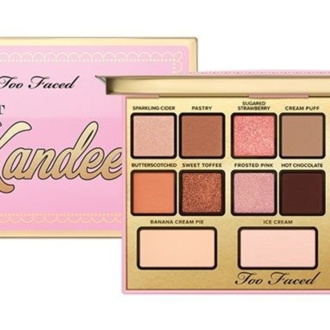 TOO FACED I WANT KANDEE CANDY EYE SHADOW PALETTE