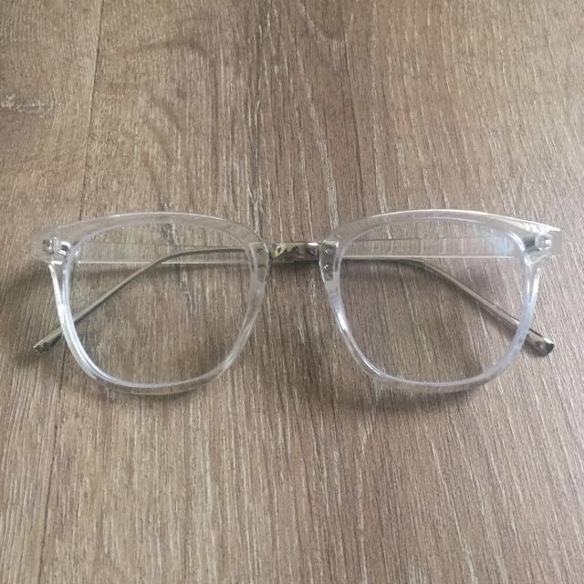 Transparant Glasses