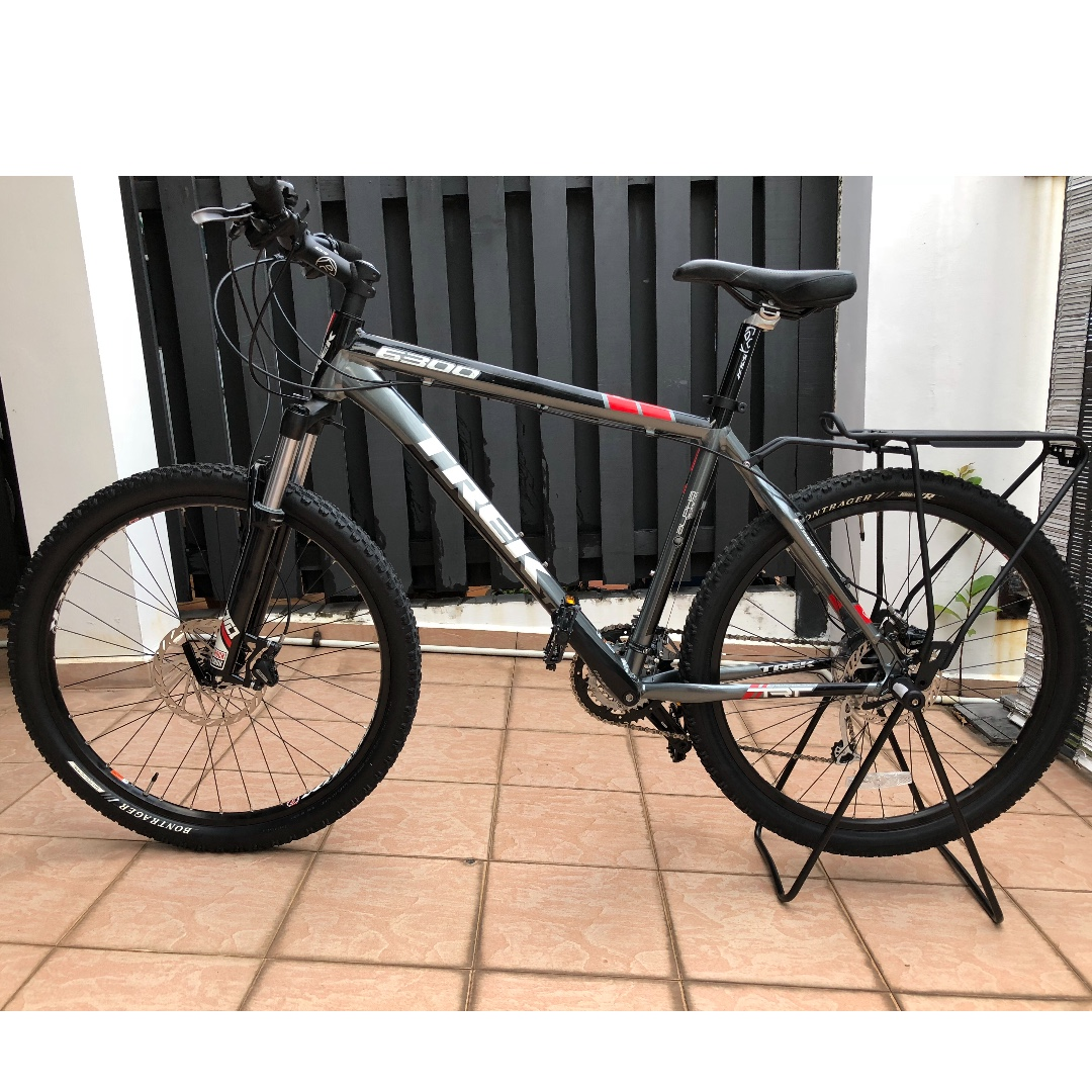 80c348c02fa Trek 6300 Mountain Bike, Bicycles & PMDs, Bicycles on Carousell