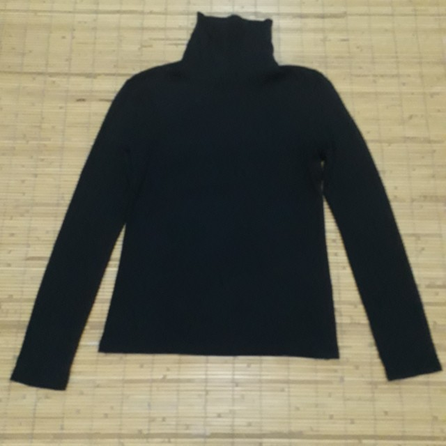 Turtleneck cotton