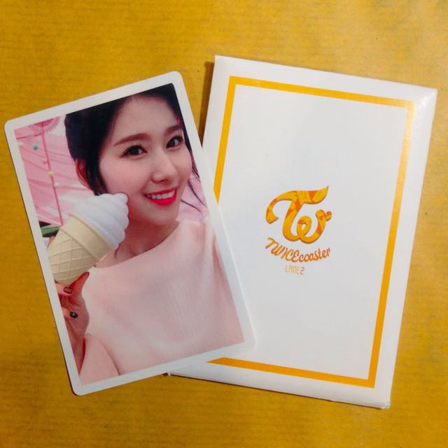 Twice Sana Benefit PC from Knock Knock