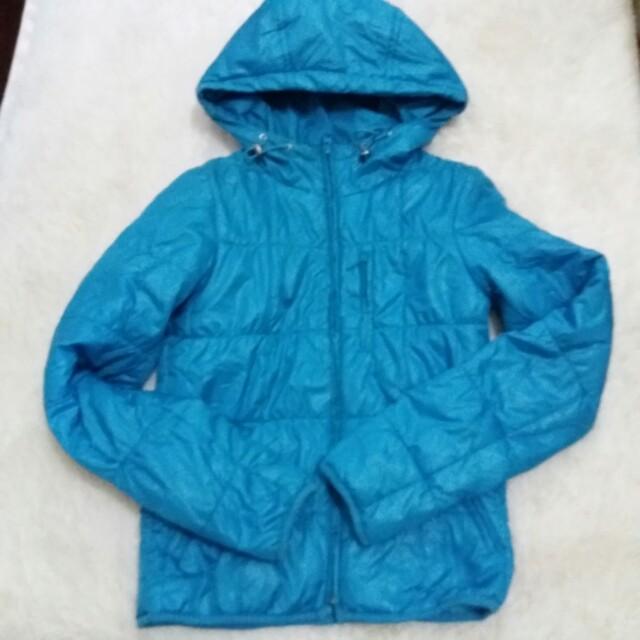 Uniqlo bubble winter jacket