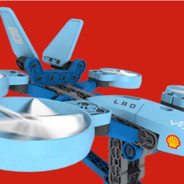 Vex space explorer - aerial drone