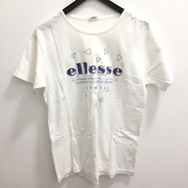 Vintage Ellesse Top Glue General Pants