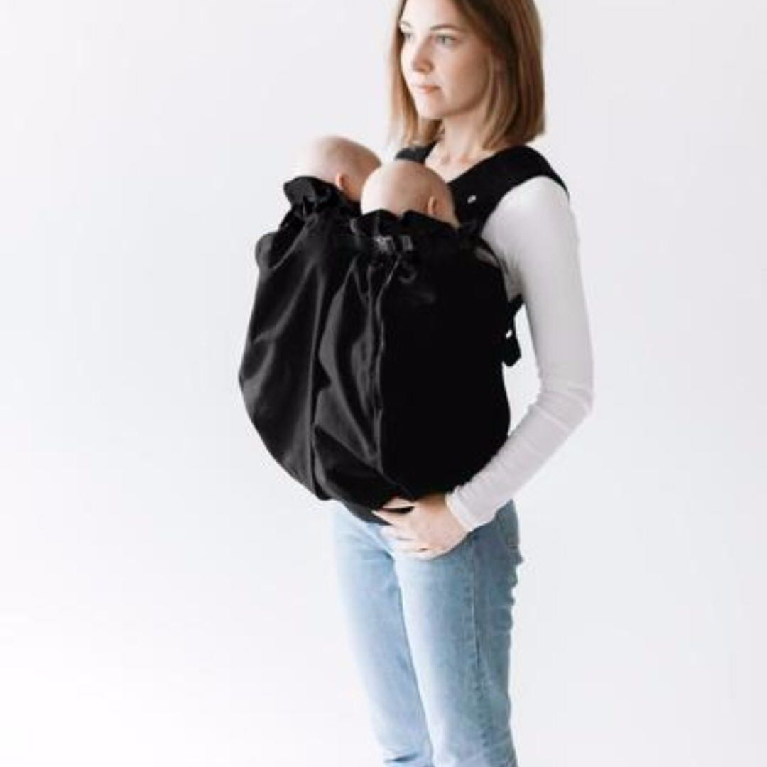 17f620a793f Weego Twin Baby Carrier on Carousell