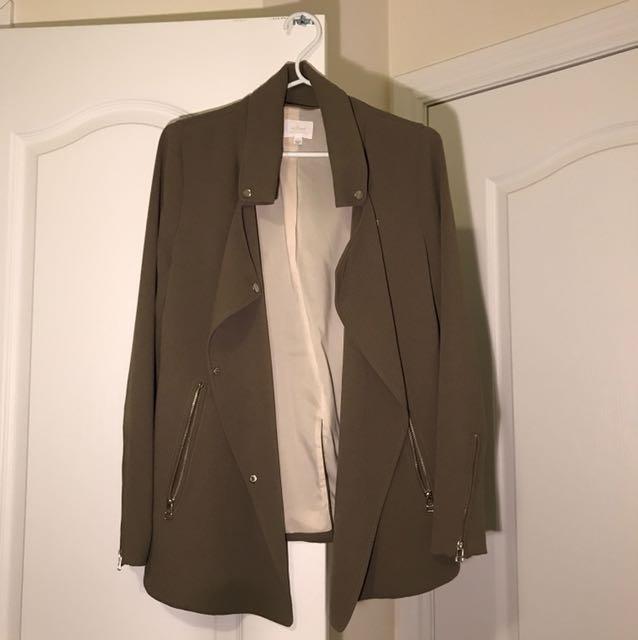 Wilfred long blazer/jacket