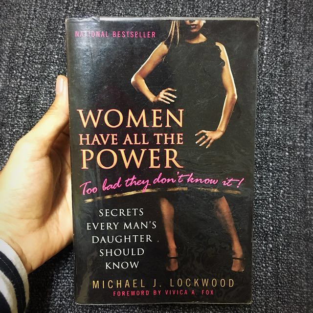 Women Have All the Power - Michael J. Lockwood