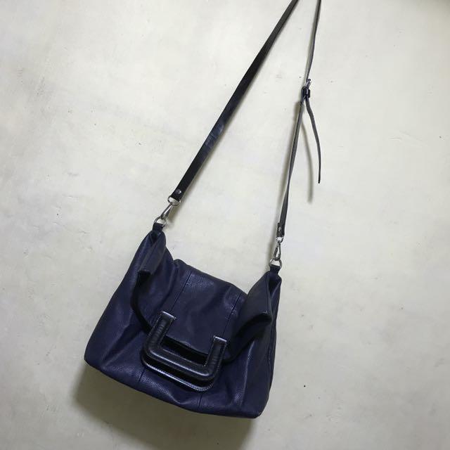 ZARA BASIC FOLDED BAG