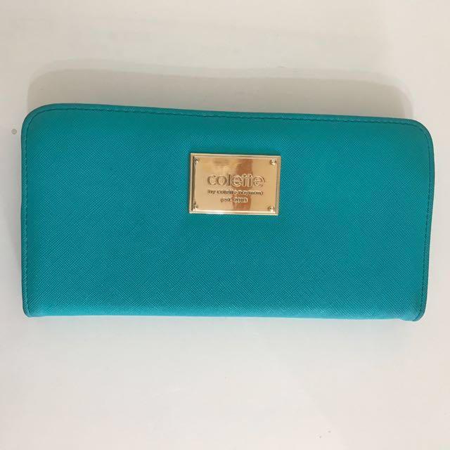 Zipped Wallet/Purse