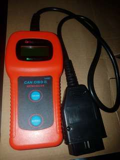 OBD II Car Diagnostic Tool
