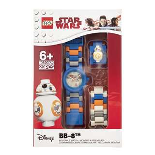 Lego樂高星球大戰STAR WAR系列BB-8手錶(派對禮物之選)(專門店賣$270)