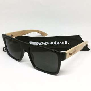 Boosted GT/Bamboo/Polarized Black