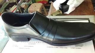 Sepatu Kulit Asli Garut buat ngantor