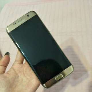 Samsung Galaxy S7 edge -Gold