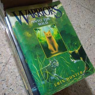 Warriors (series by Erin Hunter)