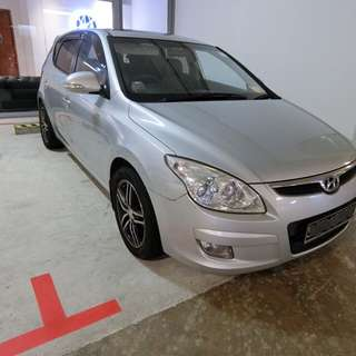 HYUNDAI I30 (FD) 1.6 DOHC AUTO RENT 3 DAYS FREE 1 DAY
