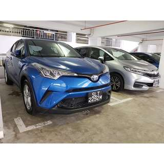 Toyota HYBRID CH-R BRAND NEW