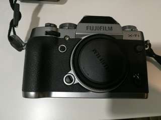 XT 1 silver graphite  for sell