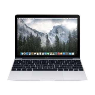 Apple 12-inch MacBook 512GB Silver 銀色