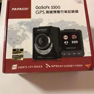 Papago! GoSafe 530G GPS Recording Cam