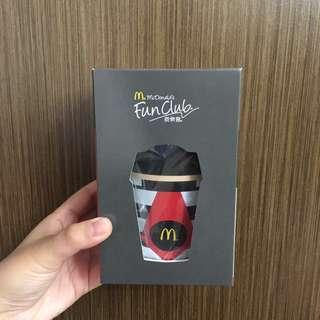 全新 麥當勞 麥樂會 漢堡神偷 杯