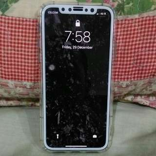 Iphone x 256gb grey(offer for prices)