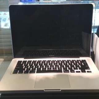 MacBook Pro 2008 core2core