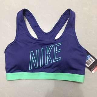 <NEW 全新> NIKE Pro Classic Padded Women Sport Bra - size M