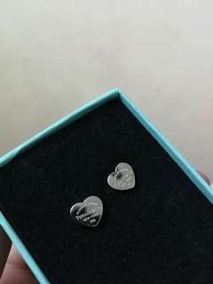 Tiffany earring small