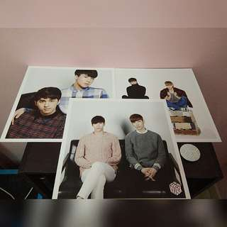 (Free shipping)[Official] Pairing set