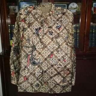 Batik Tulis Sutra Halus