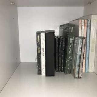 Letting Go all my BTS Album with Pc