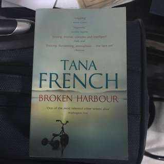Tana French - Broken Harbour