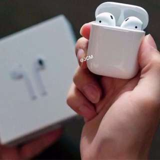Wireless Airpods * CHEAPEST IN WHOLE CAROUSELL*