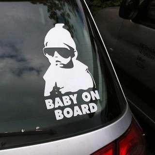 Hangover Baby on Board