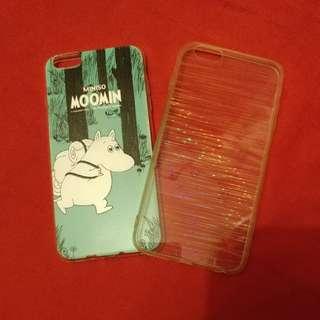 Apple phone case 6 plus ,6s plus蘋果手機套 x2pcs