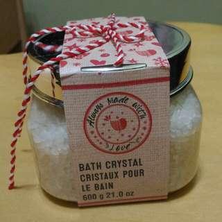 Bath salt 浴鹽