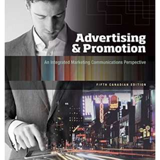 Advertising and promotion textbook