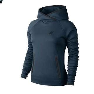 Nike tech funnel hoodie